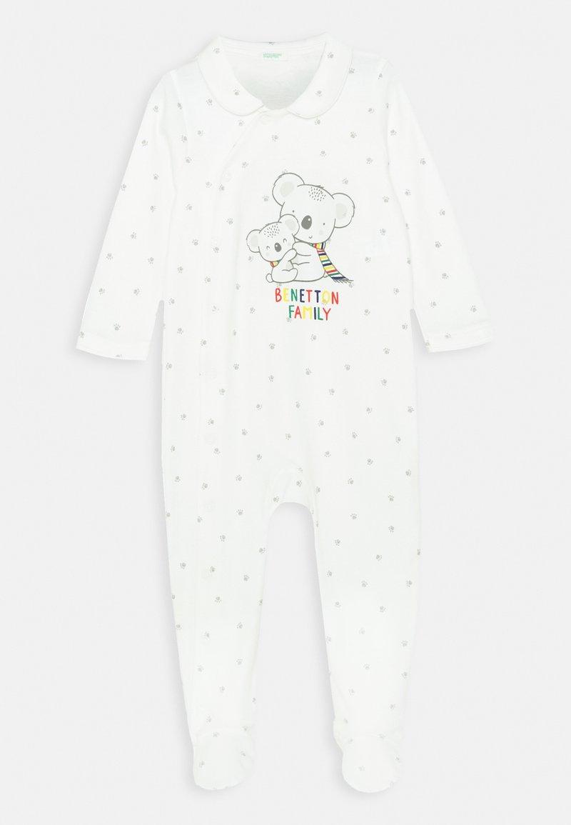 Benetton - UNISEX - Sleep suit - white