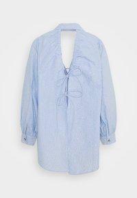 River Island Petite - Button-down blouse - blue - 1
