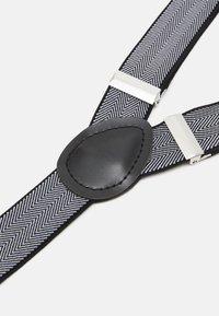 Pier One - SET - Tie - black - 5