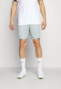 Nike Performance - SHORT - Sports shorts - light pumice/white - 0