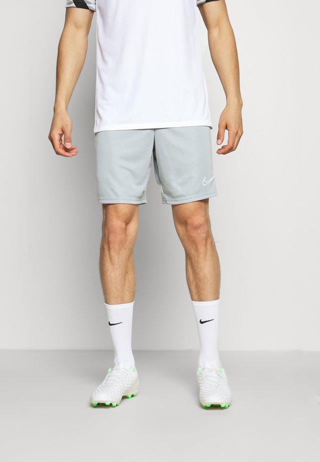 ACADEMY SHORT - Short de sport - light pumice/white