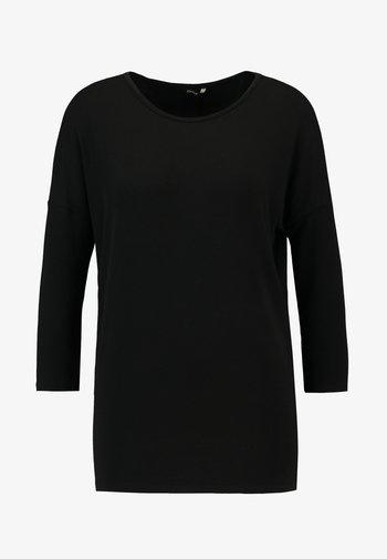 ONLGLAMOUR - Long sleeved top - black