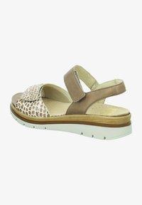 Fidelio - Sandals - beige - 0