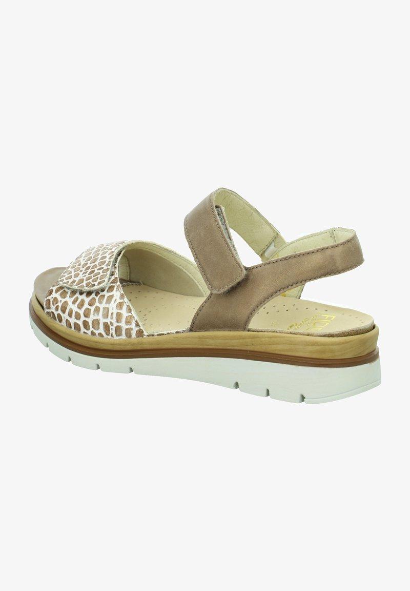 Fidelio - Sandals - beige