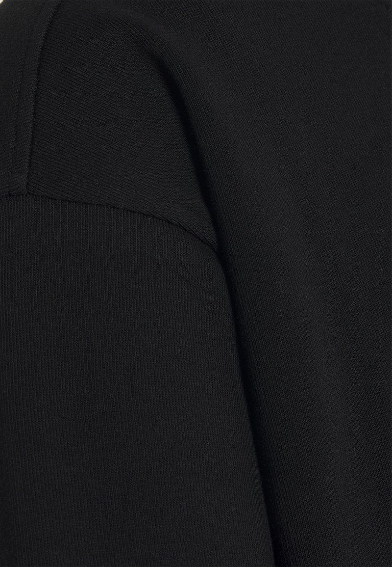 PIECES Tall PCROKKA LOUNGE - Sweatshirt - black/schwarz utzeaT
