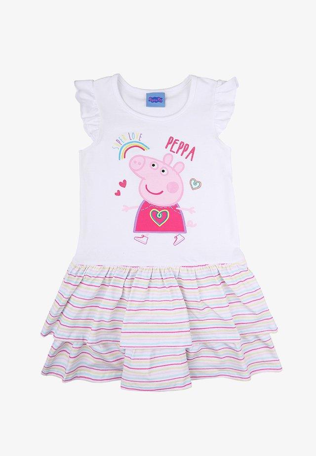 PEPPA PIG - Print T-shirt - white