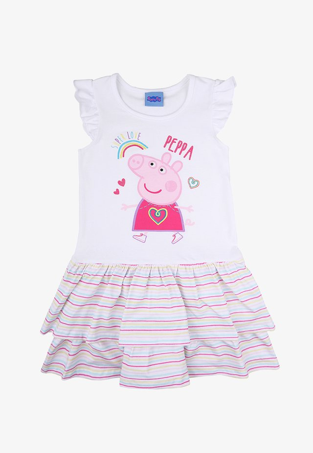 PEPPA PIG - T-shirt con stampa - white