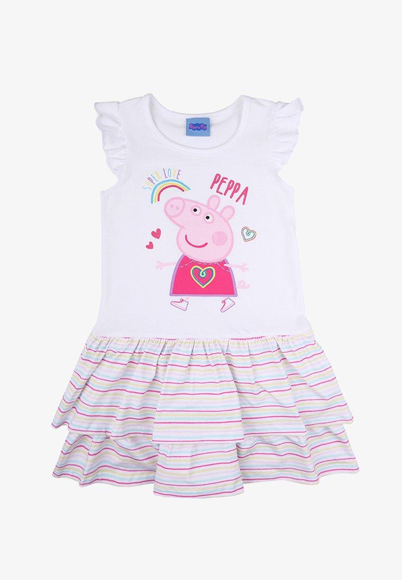 Peppa Pig - PEPPA PIG - Print T-shirt - white