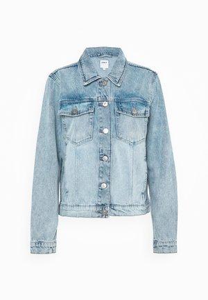ONLMARIAH JACKET - Denim jacket - light blue denim