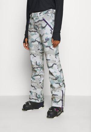 WOMENS PANT - Zimní kalhoty - grey