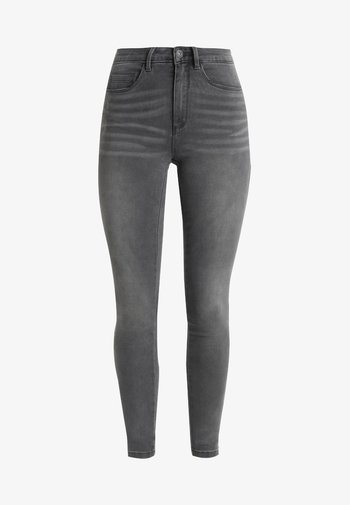 ONLROYAL HIGH  - Jeans Skinny Fit - dark grey denim