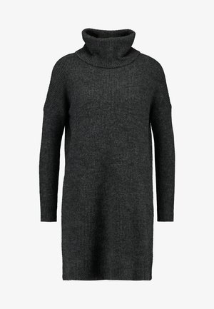 ONLJANA DRESS - Jumper dress - dark grey melange