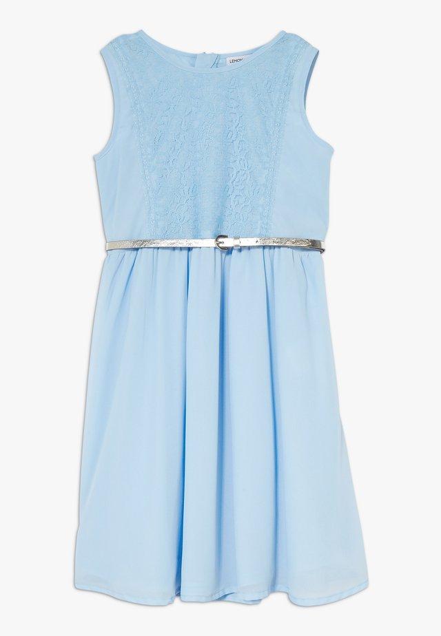 FESTIVE DRESS  - Juhlamekko - blue bell