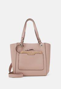 PARFOIS - BAG VIOLET SET - Handbag - pink - 0