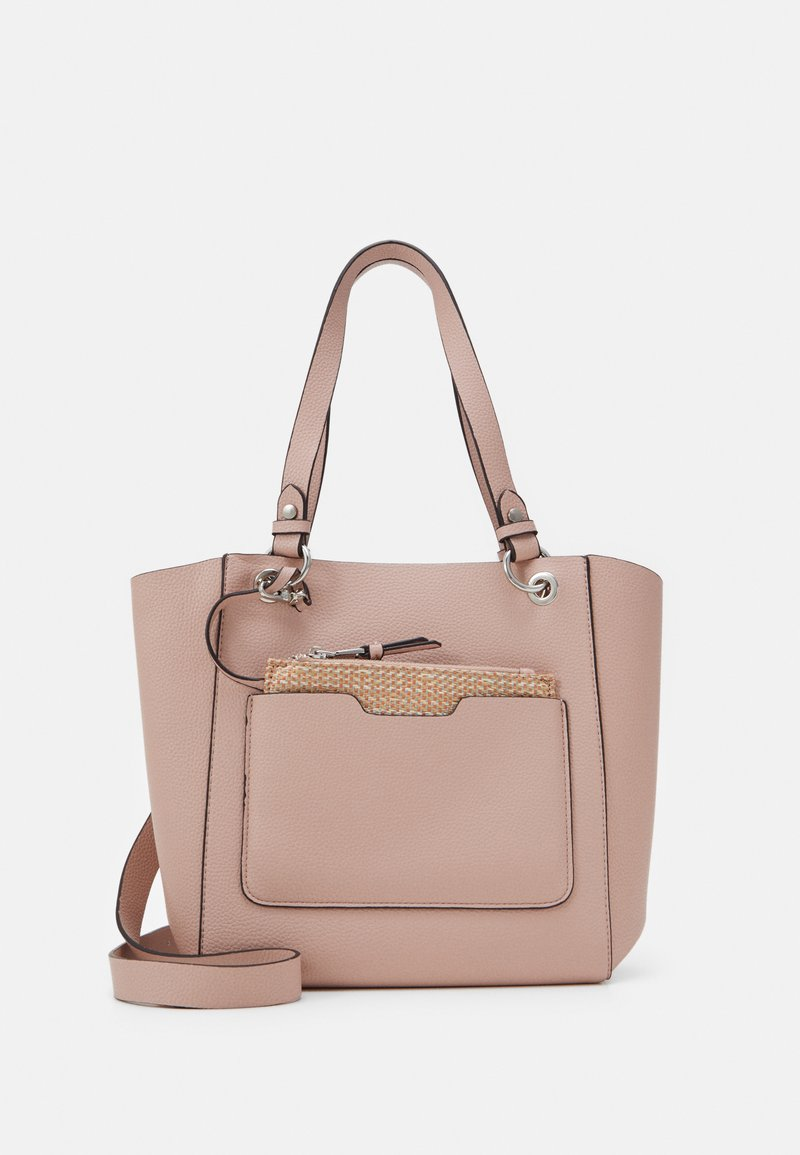 PARFOIS - BAG VIOLET SET - Handbag - pink