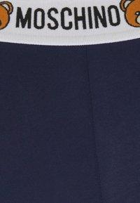 Moschino Underwear - TRUNK 2 PACK - Underbukse - navy blue - 2