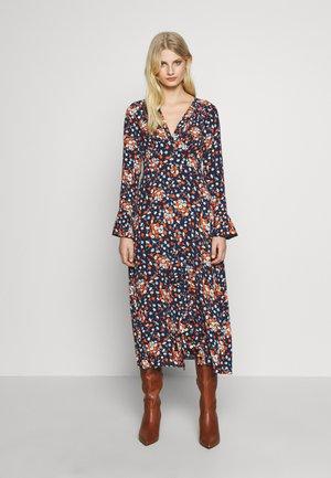 FLORI DRESS - Kjole - dark blue