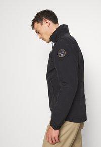 Napapijri - SHELTER - Summer jacket - black - 4
