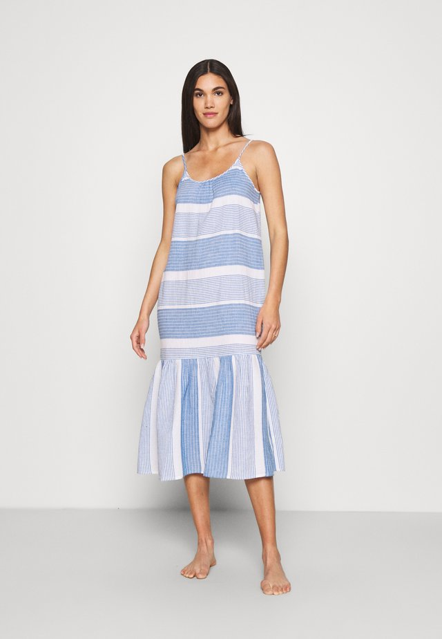 PACIFIC DRESS - Ranta-asusteet - blue