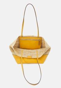Marc O'Polo - LAURI - Tote bag - sweet corn - 2