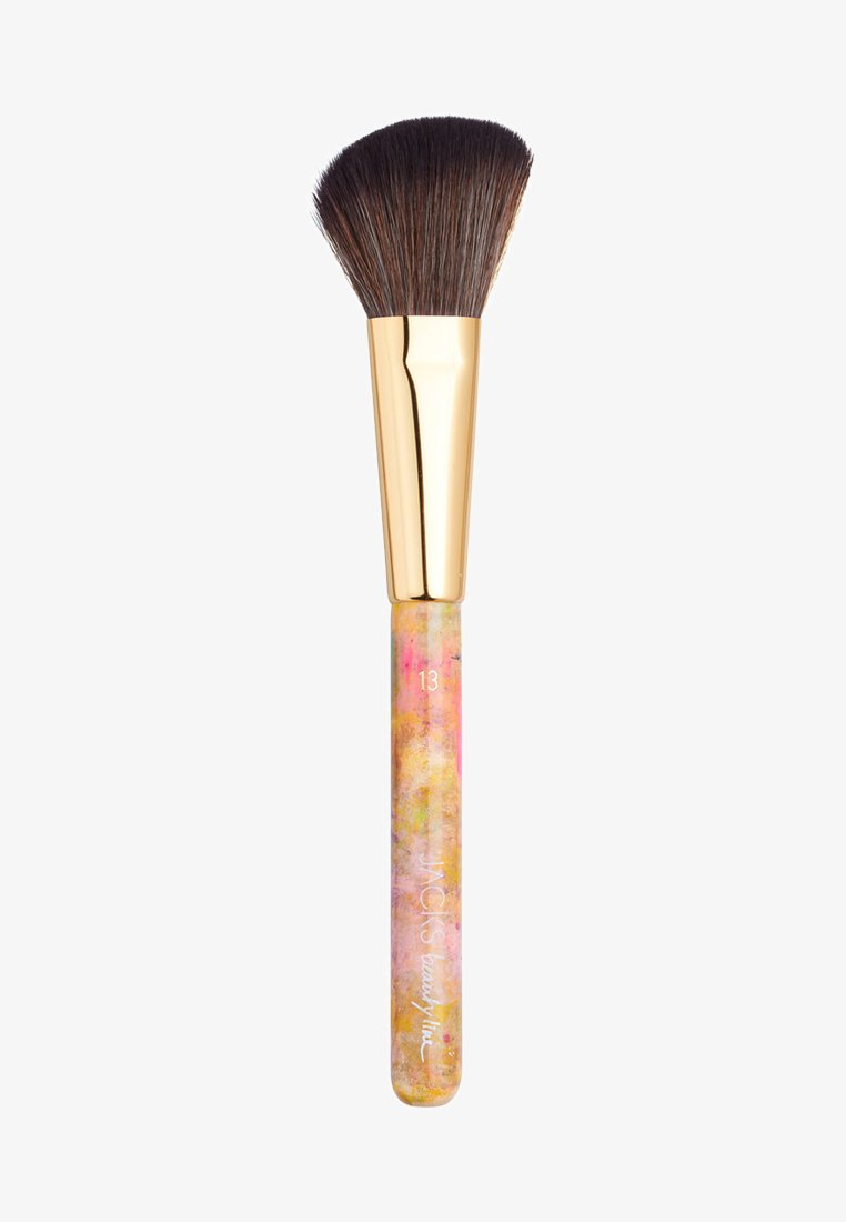 JACKS beauty line - #13 BLUSHER ANGLED BRUSH - Make-up-Pinsel - -