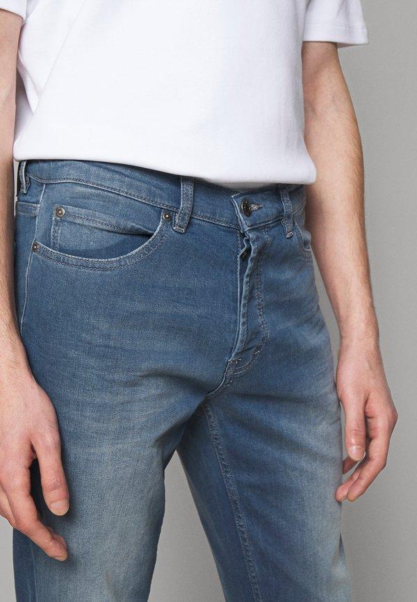 HUGO Jeansy Straight Leg - light/pastel blue/jasnoniebieski Odzież Męska OCRE
