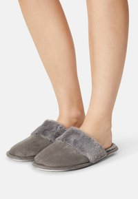 Dorothy Perkins - MULE - Slippers - grey - 0