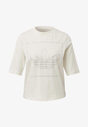 T-SHIRT - Camiseta estampada - white