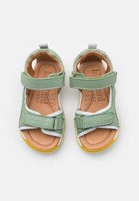Bisgaard - ARTHUR - Chodecké sandály - aqua - 3