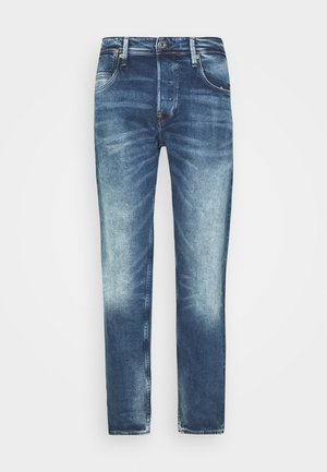 ALUM RELAXED TAPERED - Relaxed fit jeans - blue denim