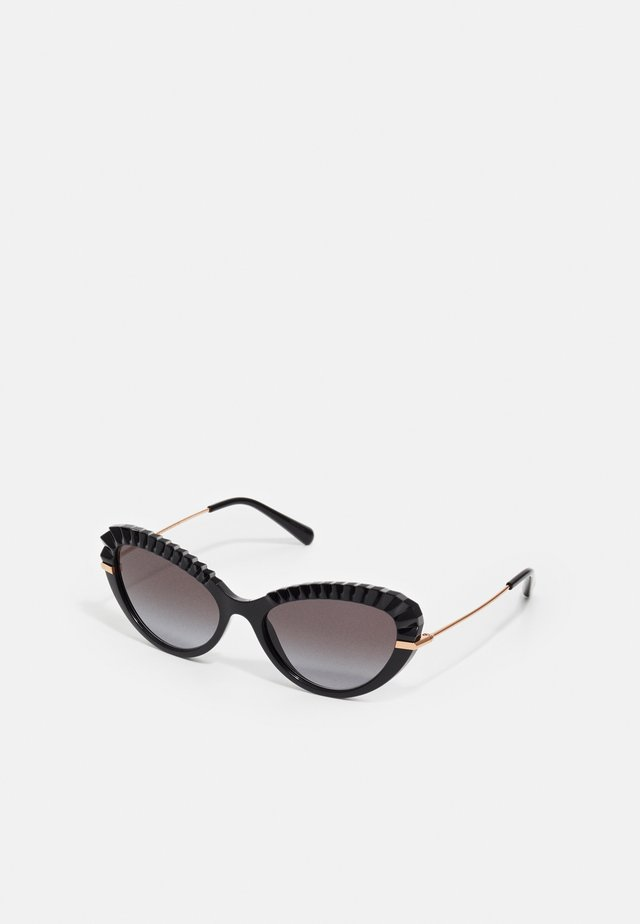 Sunglasses - black/gold-colourd