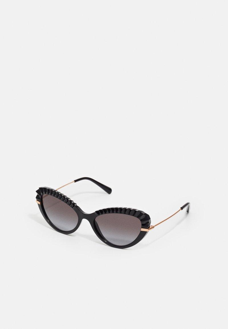 Dolce&Gabbana - Sunglasses - black/gold-colourd