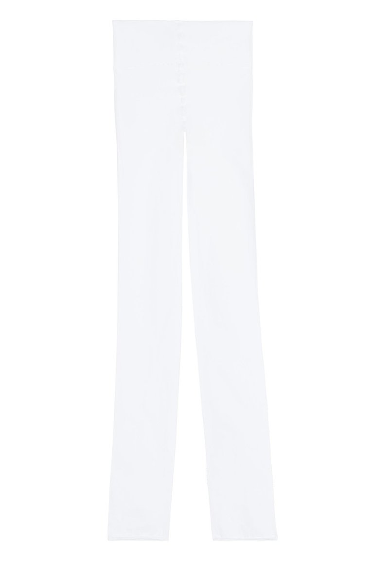 Calzedonia - BLICKDICHTE SOFT TOUCH TOTAL COMFORT LEGGINGS - Tights - bianco