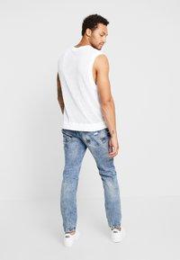 Piazza Italia - Jeans Slim Fit - blue denim - 2