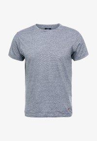 Hackett London - FINE STRIPE TEE - T-Shirt print - navy/white - 3