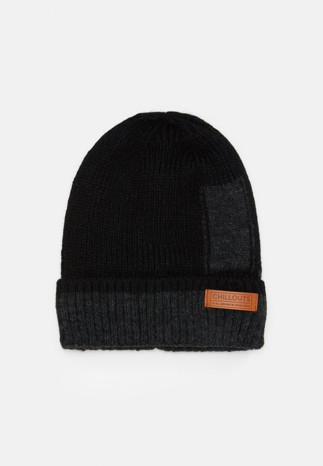 BOYD HAT UNISEX - Berretto - black