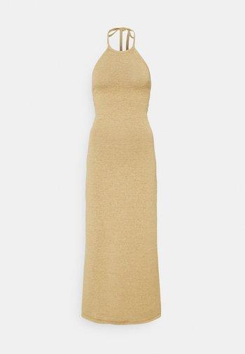 KARINA DRESS - Robe pull - taupe
