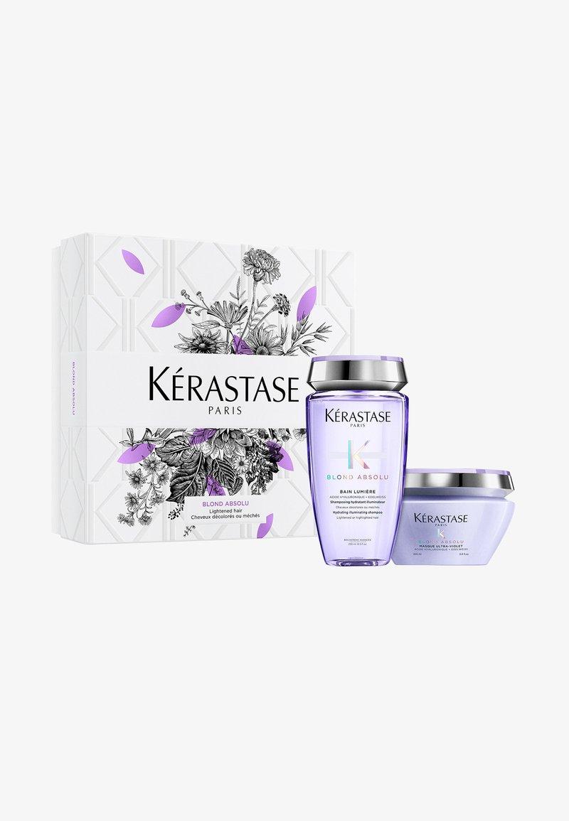 Kérastase - SPRING COFFRET BLOND ABSOLU - Hair set - -