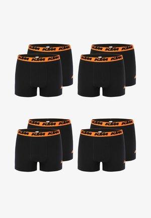 8 ER PACK MULT - Pants - black