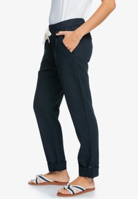 Roxy - ON THE SEASHORE  - Trousers - anthracite - 3