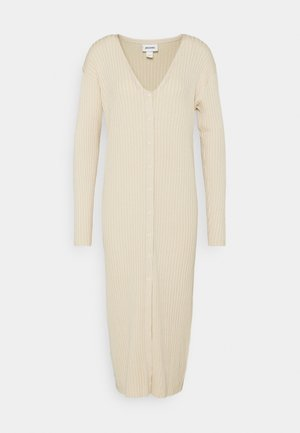 ALIA  - Jumper dress - light beige