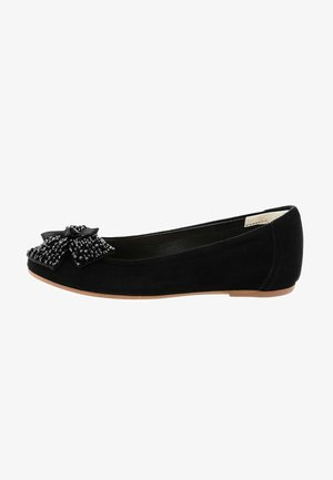 TUFARA - Ballet pumps - black