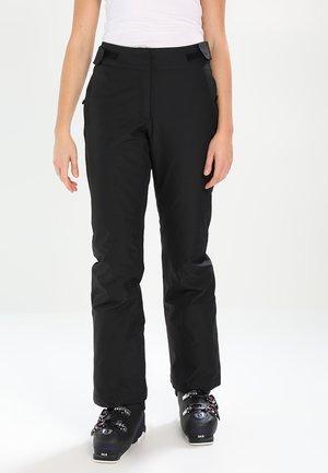 SKI PANTS PINZGAU  - Snow pants - schwarz