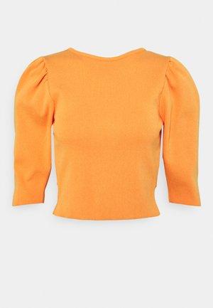 XIMENA  - Long sleeved top - orange