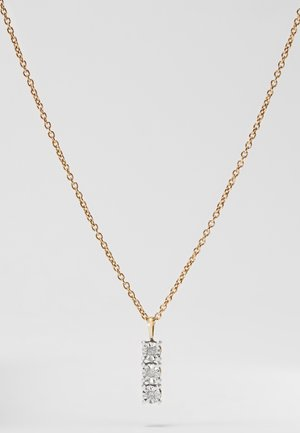 WHITE GOLD - Necklace - gold