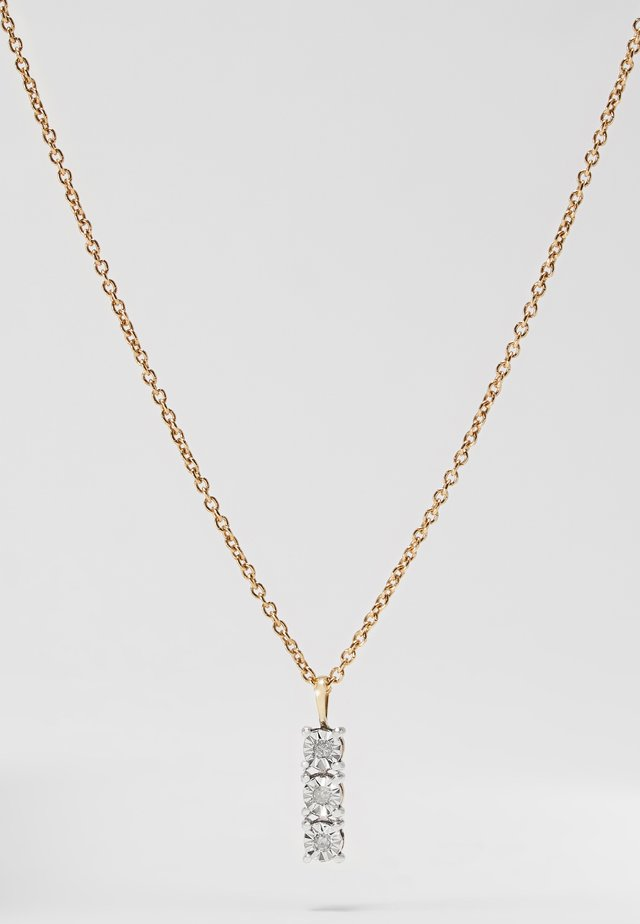 WHITE GOLD - Collana - gold
