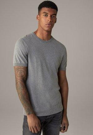 VINCENT - T-shirt basic - grau