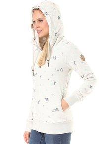 Ragwear - Zip-up hoodie - white - 2