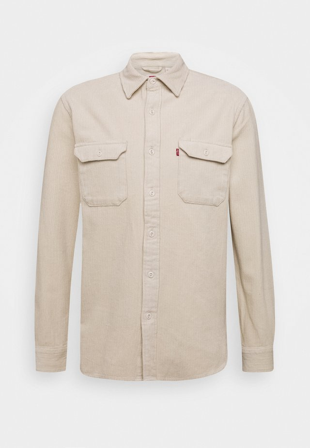 JACKSON WORKER UNISEX - Shirt - almond milk
