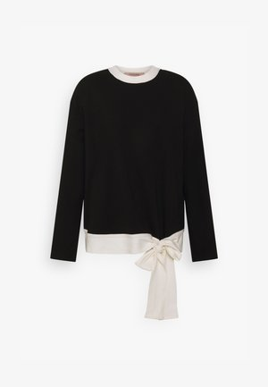 Long sleeved top - nero